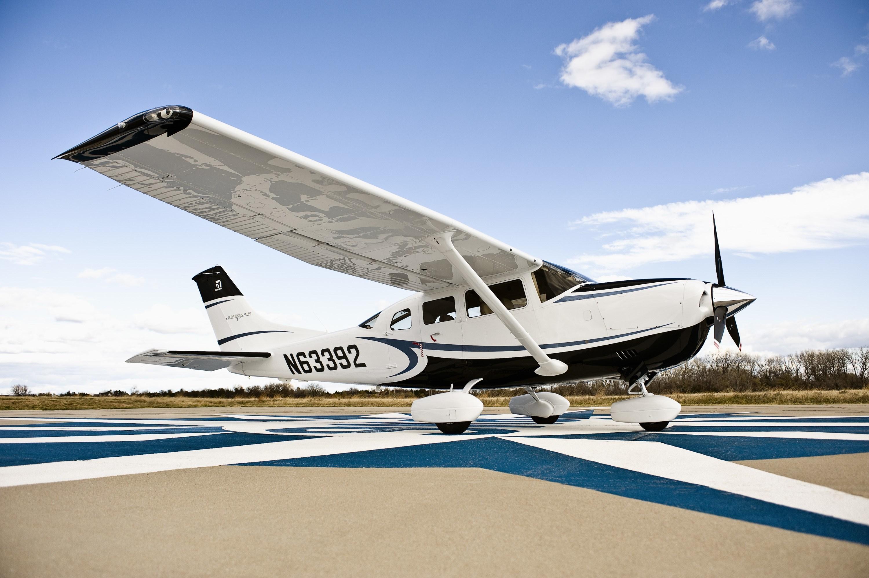Cessna T206H Stationair