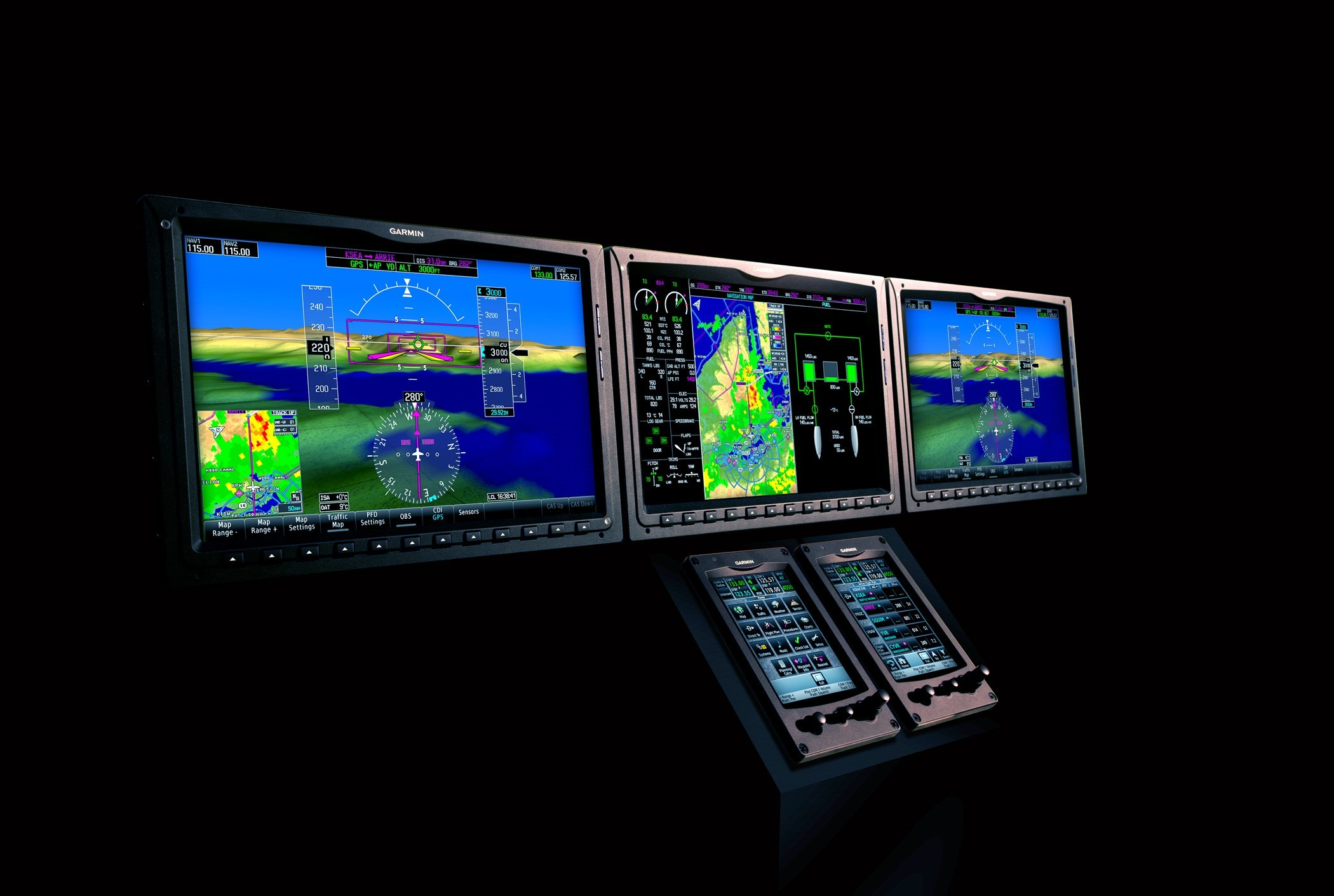 Garmin Announces G3000 Integrated Avionics