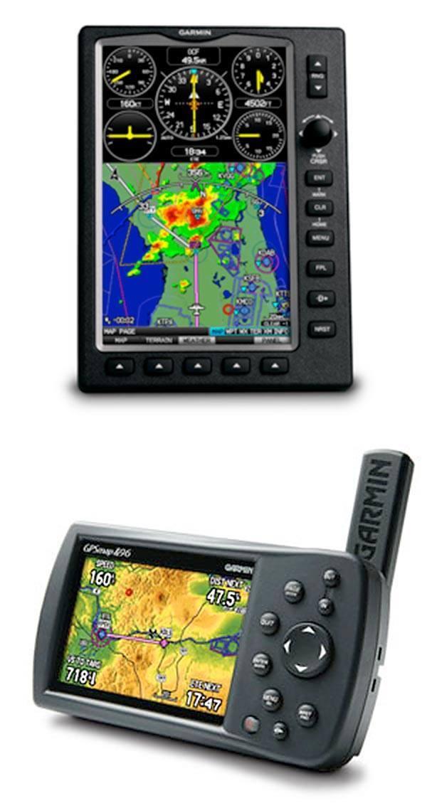 GPSMAP 696