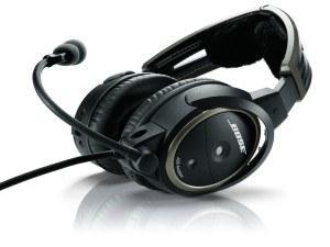 Bluetooth Twin Plug Bose A20 Aviation Headset