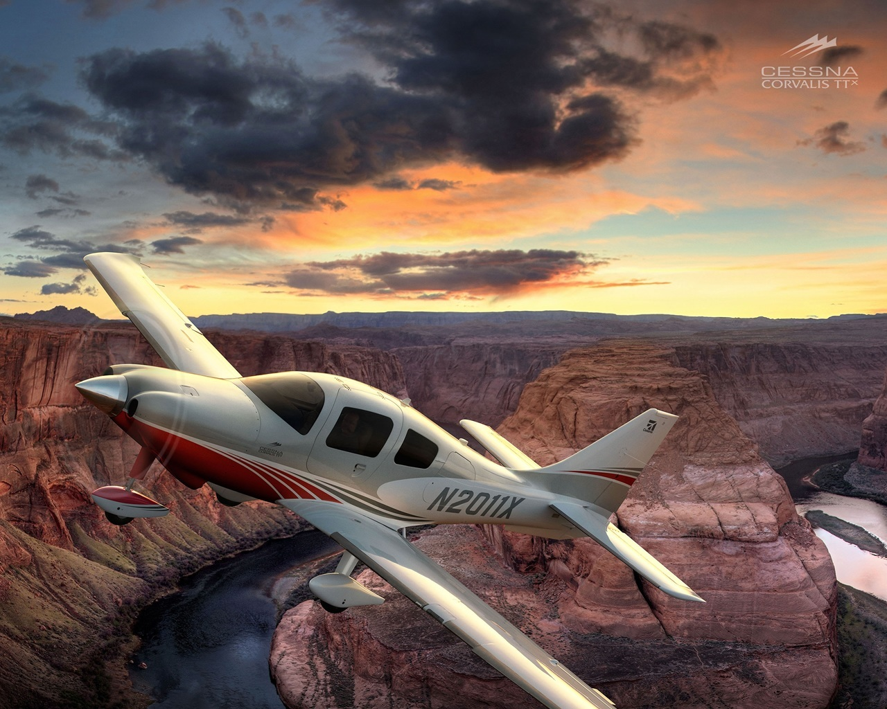 New Cessna Corvalis TTX Announced!