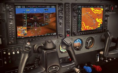 Garmin G1000 vs. Avidyne Entegra Avionics