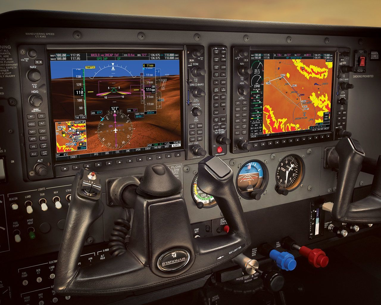 Technically Advanced Aircraft (TAA) Transition Training