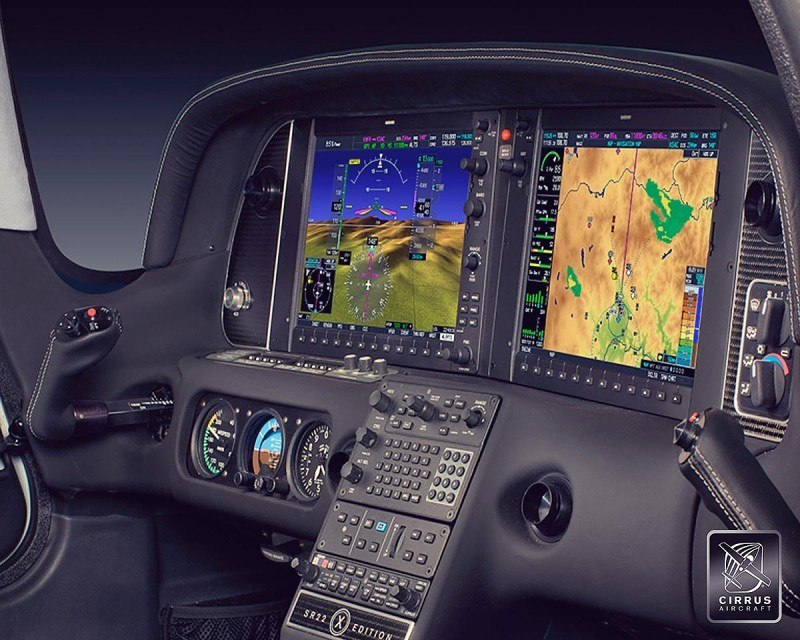 Cirrus Perspective by Garmin