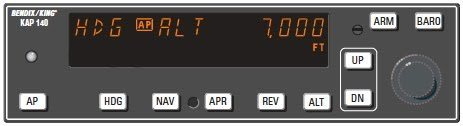 An Overview of the KAP 140 Autopilot (Part I)