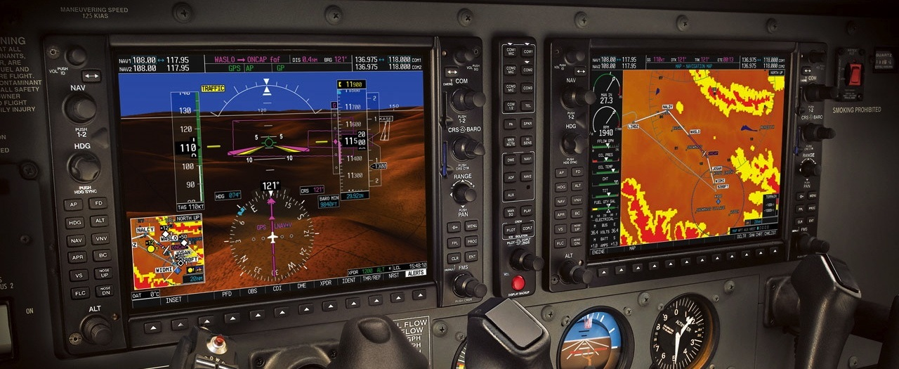 Garmin G1000 vs. Avidyne Entegra Avionics | High Performance Aviation, LLC