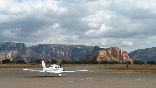 Cirrus in Sedona