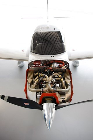 Cirrus Turbo Engine