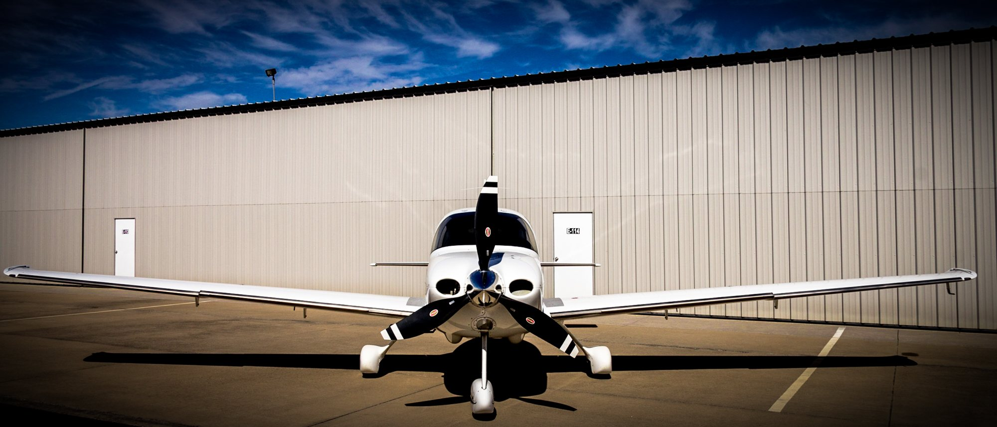 Cirrus SR22TN Training