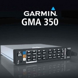 Garmin GMA 350 Audio Panel