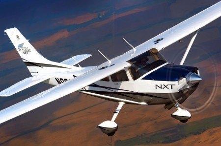 Cessna Unveils 182 Skylane NXT