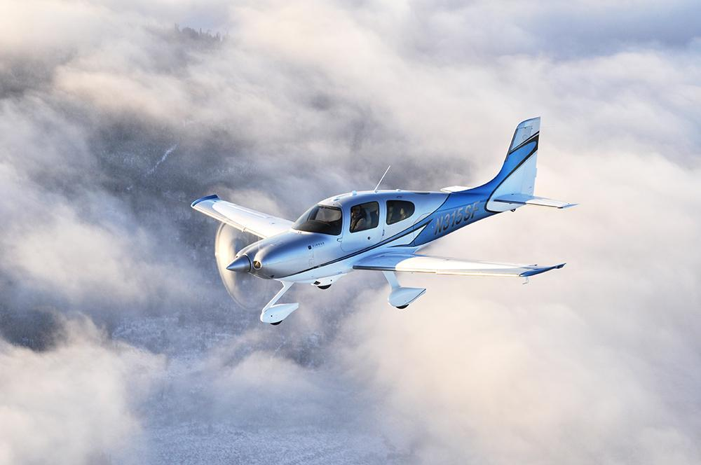 Cirrus Announces New 2013 Generation 5 SR22