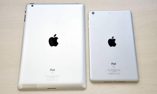 iPad Mini Size Comparison