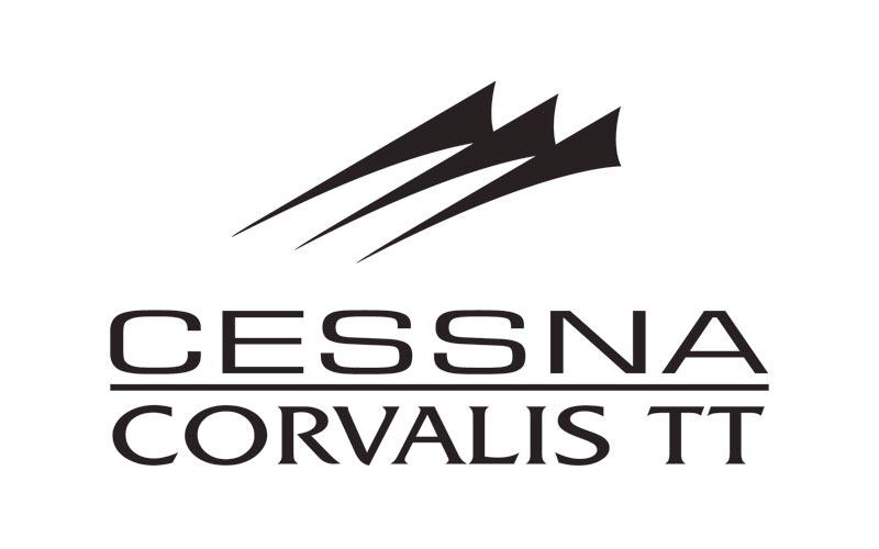 Cessna Corvalis TT Logo