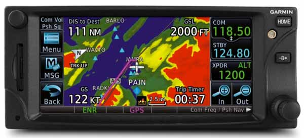 Garmin GTN 650: A Touch-Screen Dream
