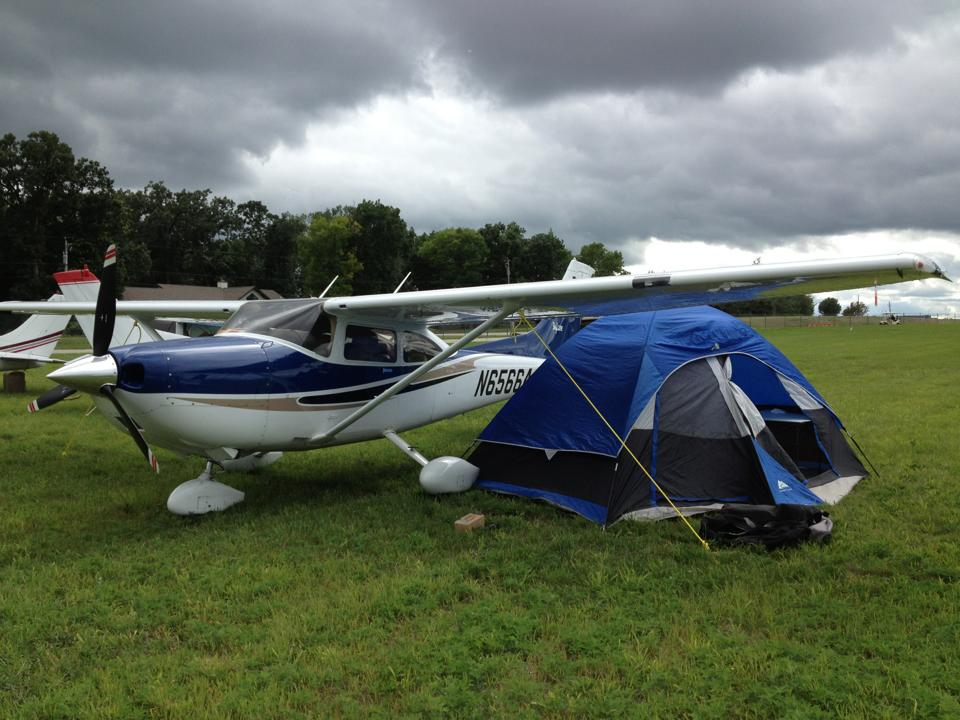 Travels to EAA Airventure Oshkosh