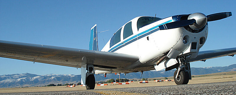 A Blast from the Past: 1961 Mooney M20B