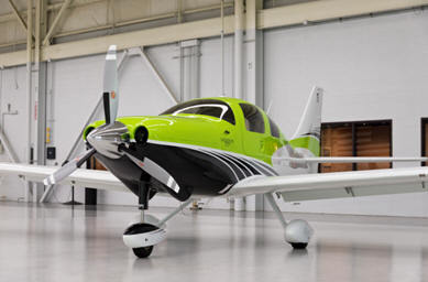 Deliveries Begin for World's Fastest Single-Engine Aircraft