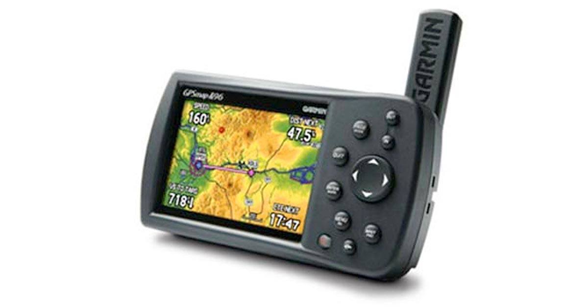 Garmin GPSMap 496 – Keep it Simple!