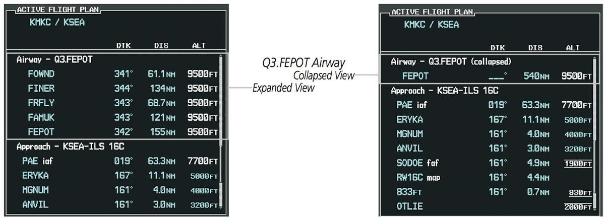 Expanded vs. Collapsed Airways