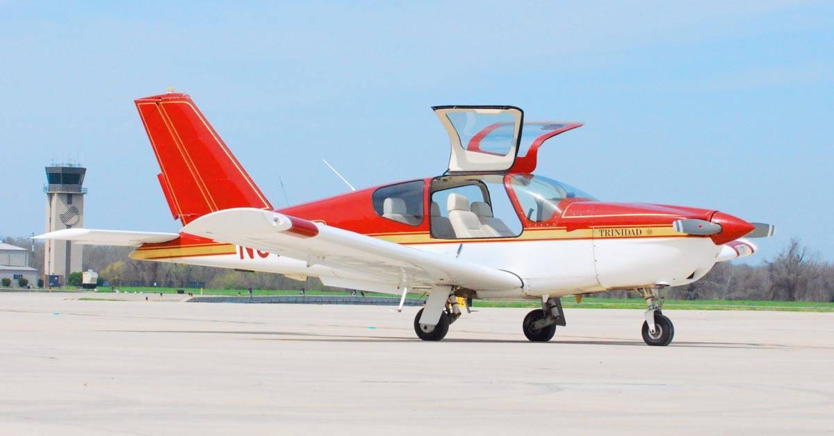 1985 Socata Trinidad  N89AV  Aircraft For Sale  High
