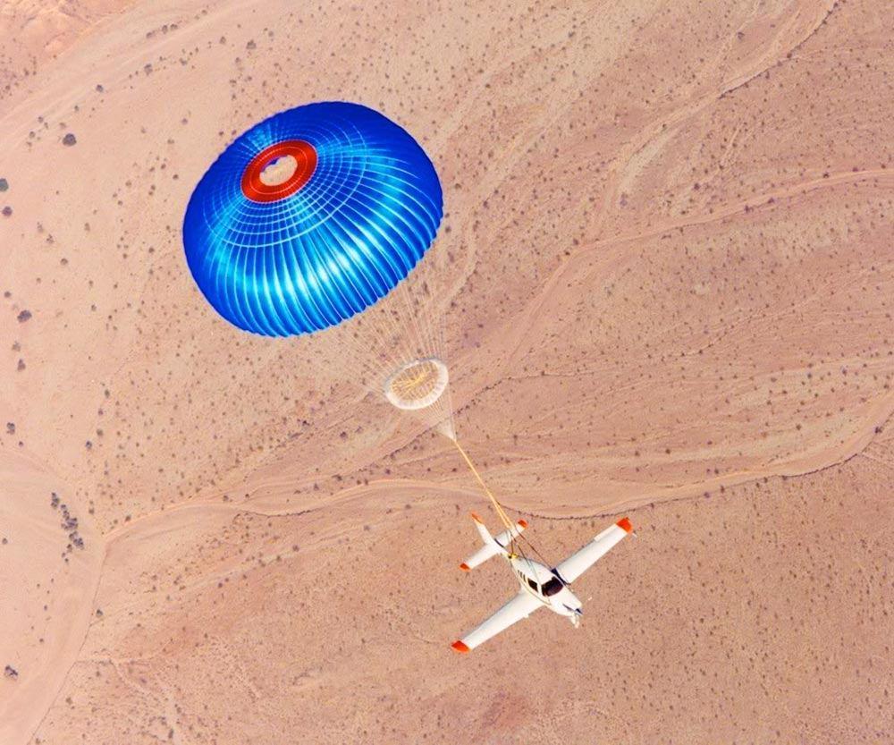 Cirrus Airframe Parachute System