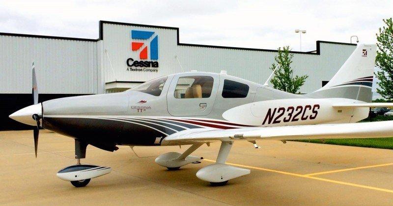 Cessna TTx T240 Aircraft