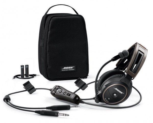 Bose A20 Headset and Accessories