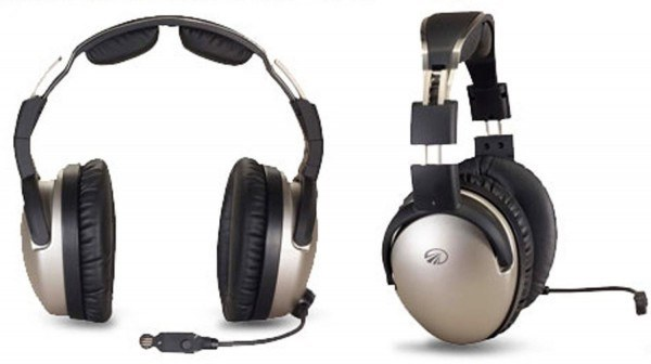 Lightspeed Zulu 2 Headset Profile View