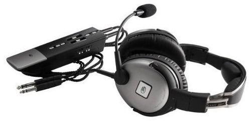 Lightspeed Zulu PFX Headset Side