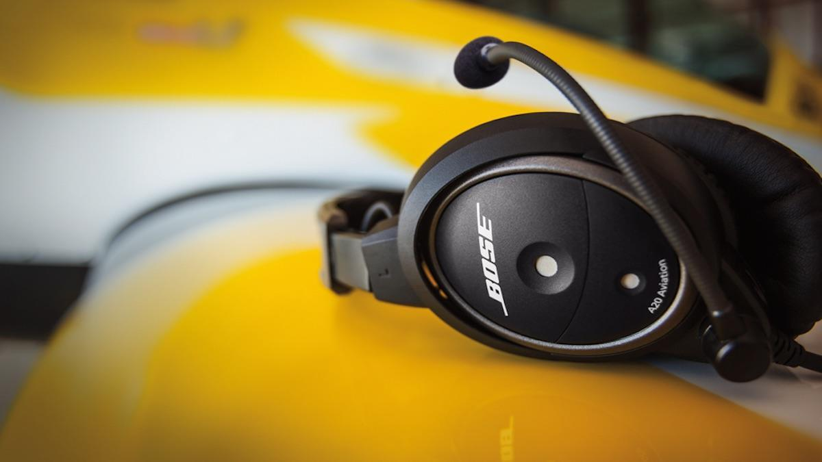 Bose A20 Aviation Headset – 4 New Enhancements for 2015