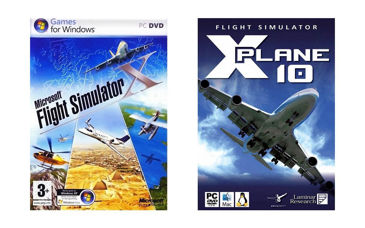 Microsoft FSX or X-Plane 10: A Technically Advanced Aircraft Pilot's Guide