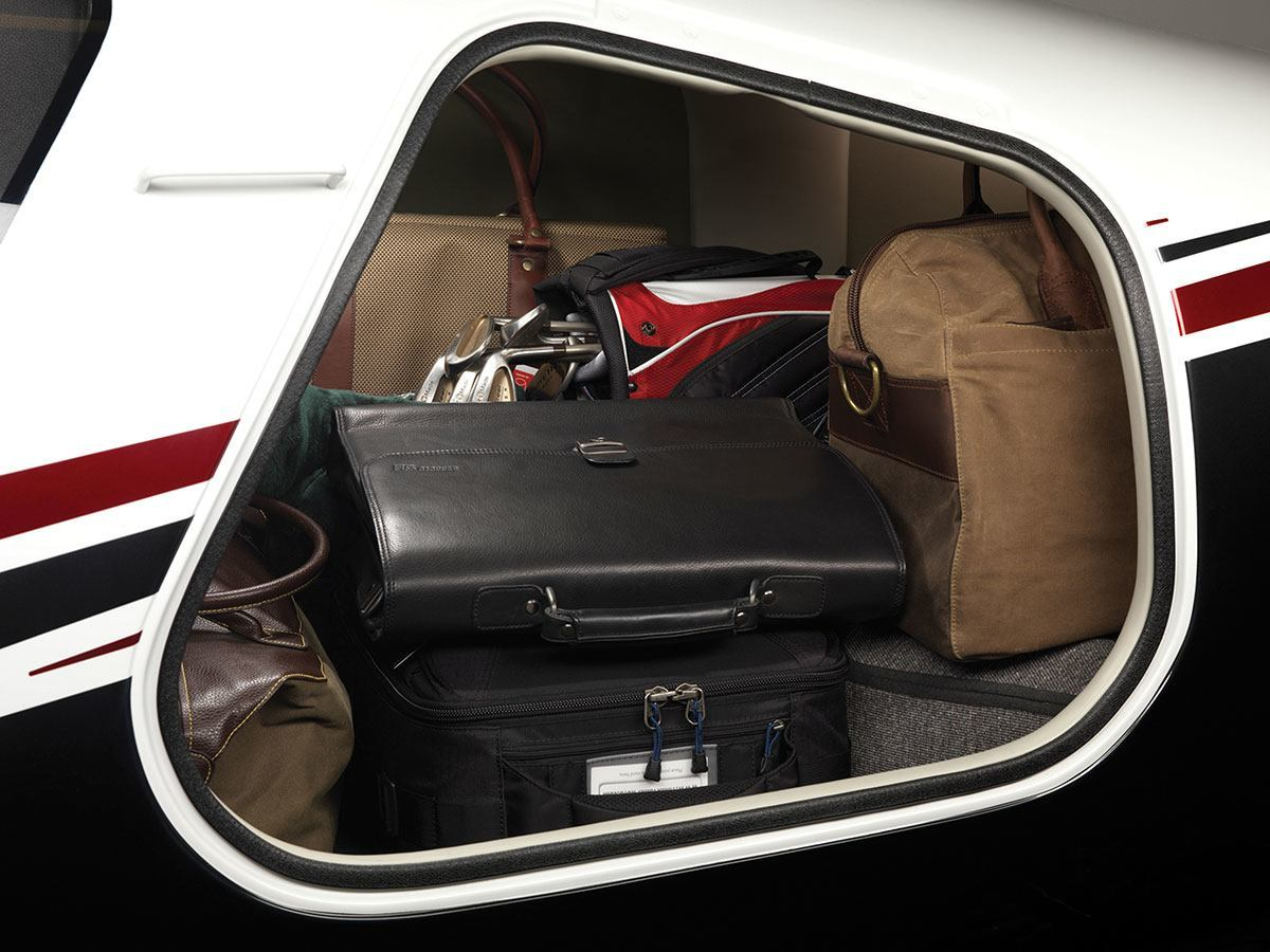 TTx Baggage Compartment