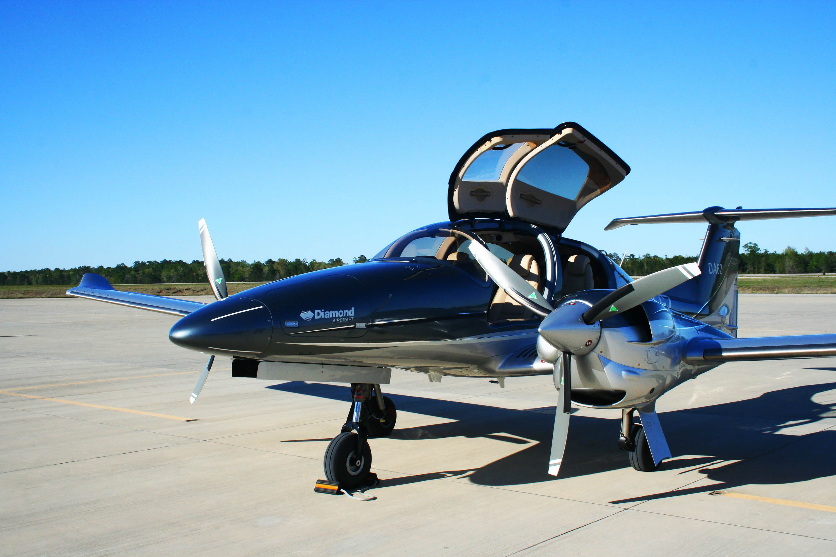 Limited Time – Come See the New Diamond DA62