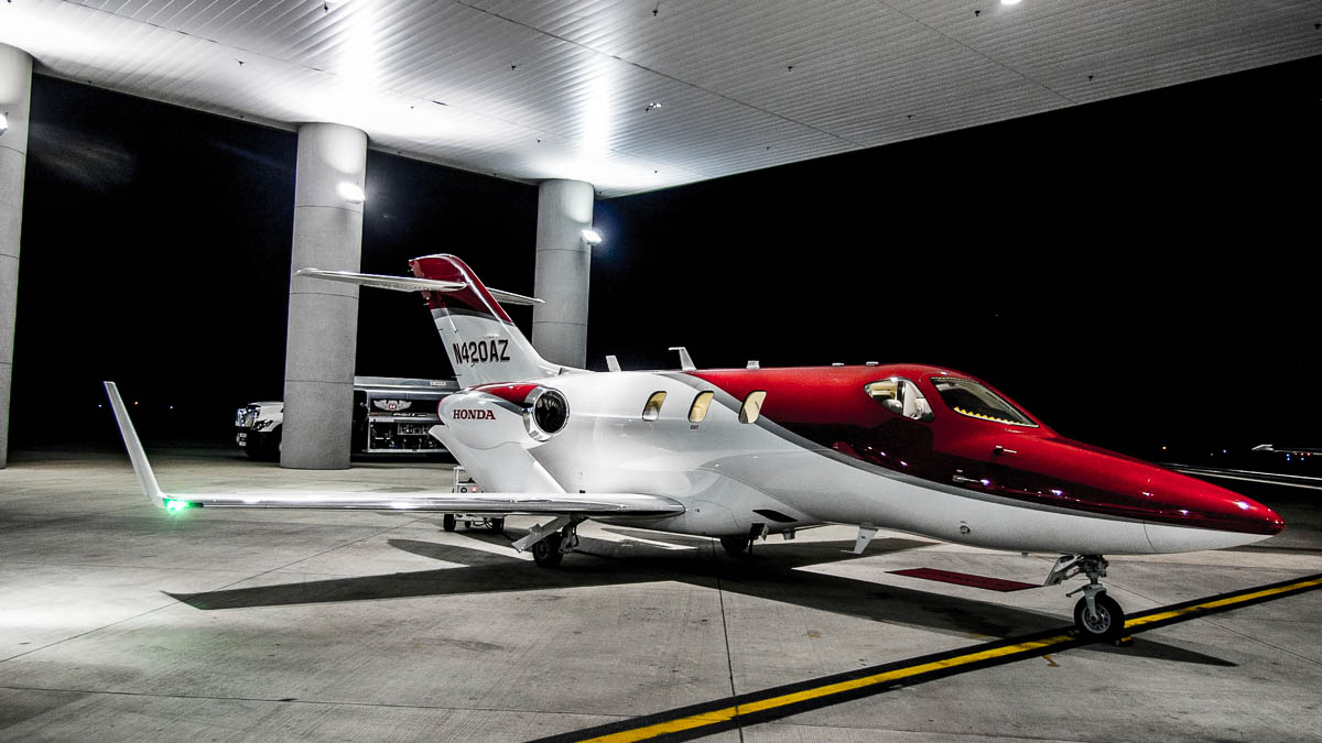 A Detailed Review of the New HondaJet