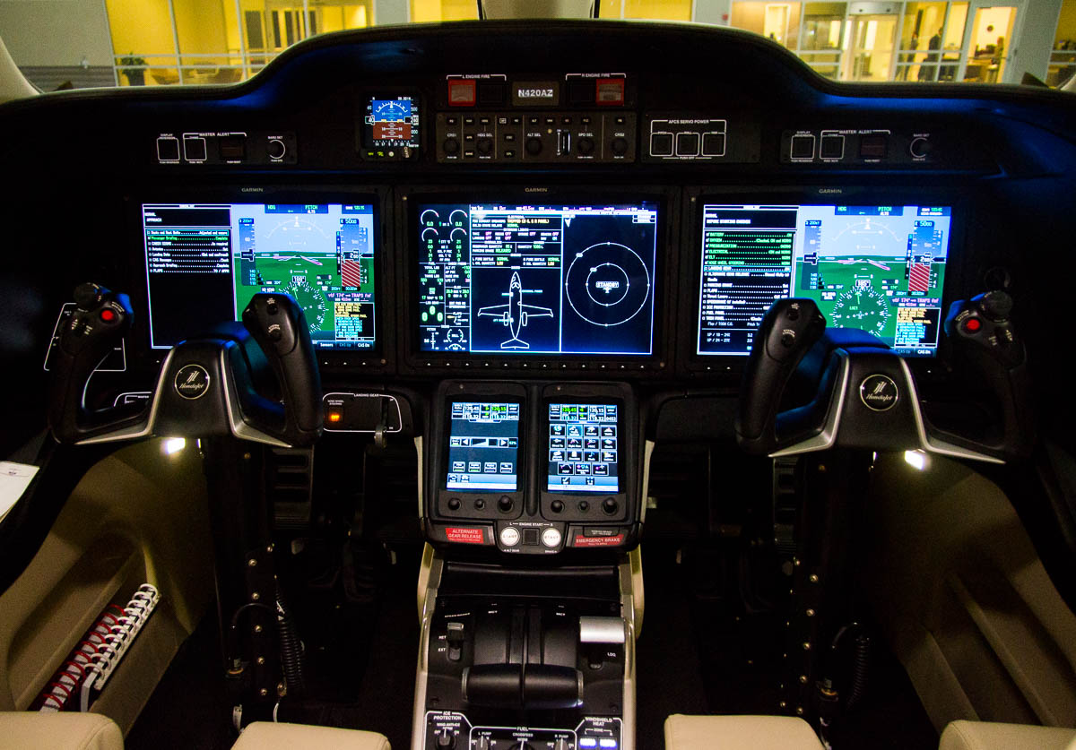 HondaJet G3000