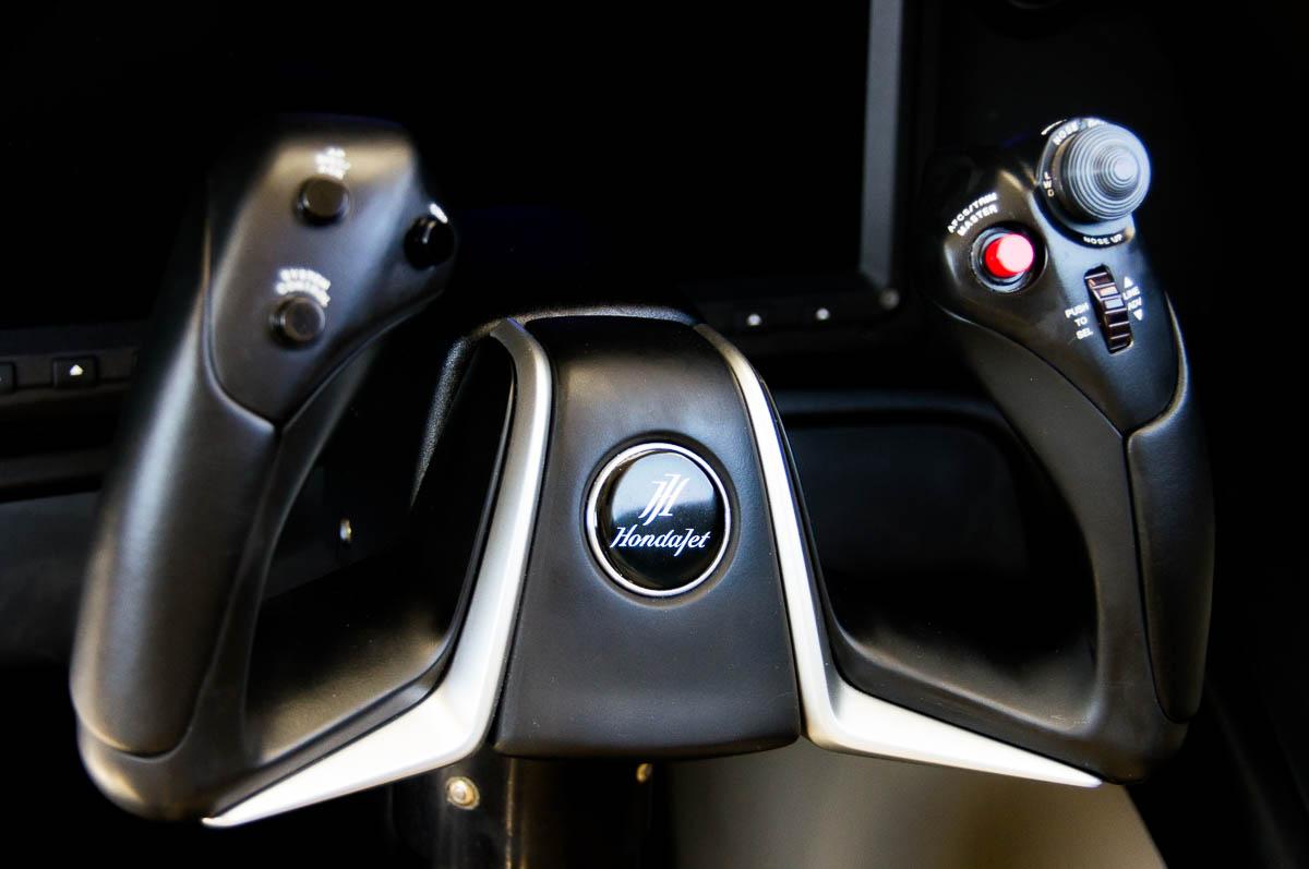HondaJet Controls