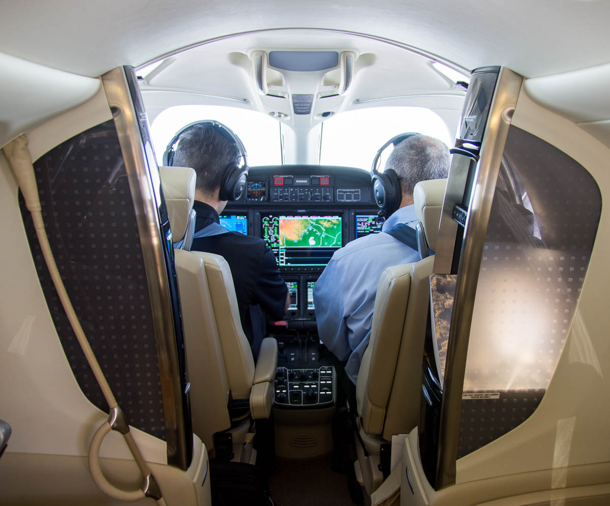 detailed review    hondajet high performance aviation llc