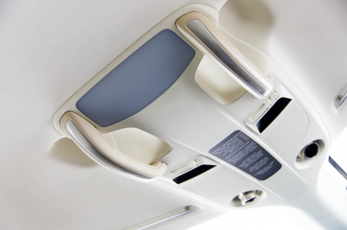 HondaJet Cockpit Handle