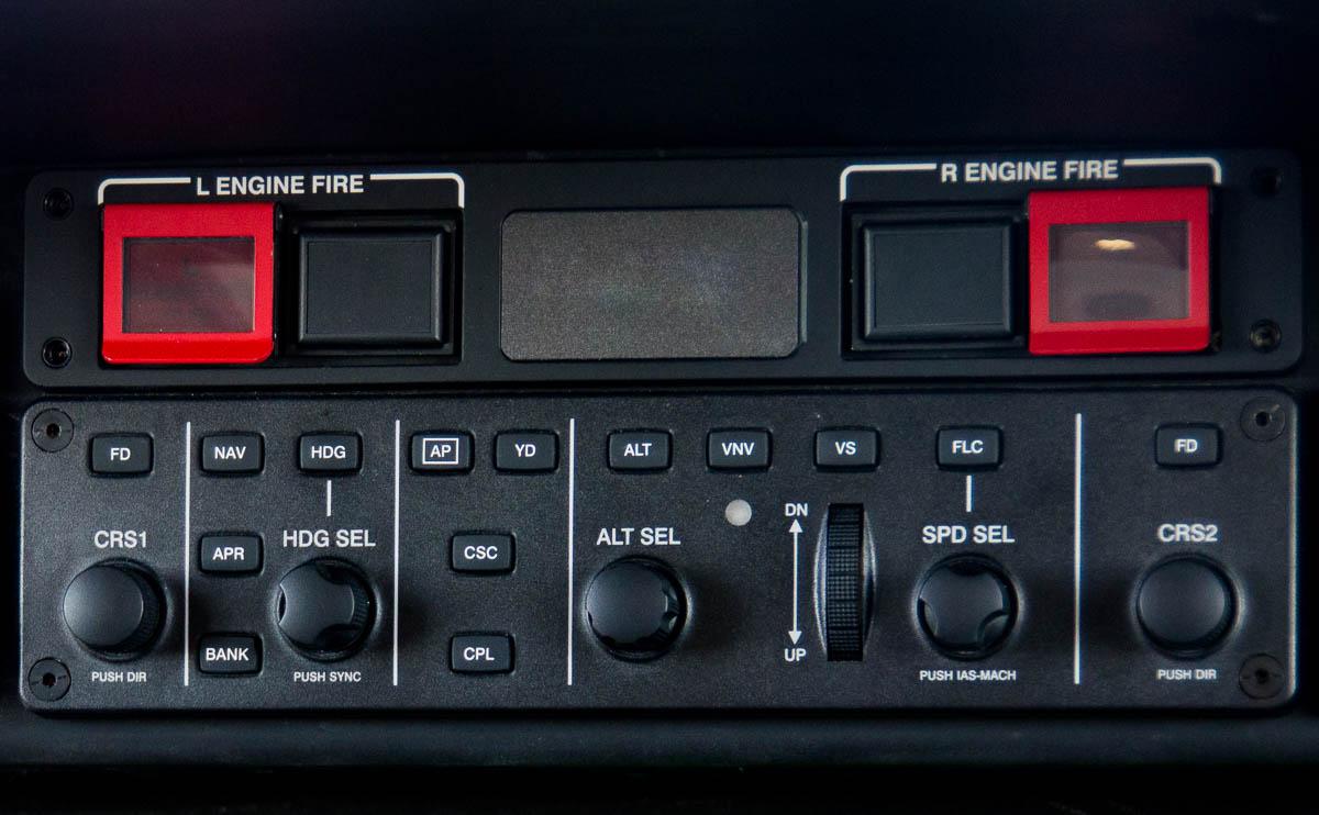 HondaJet Autopilot
