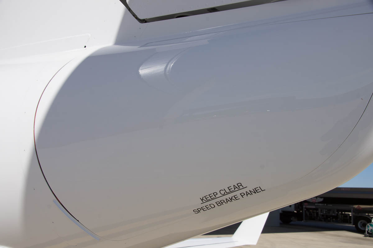 HondaJet Speed Brakes