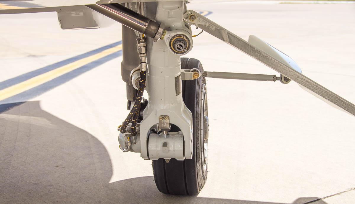 HondaJet Trailing Link Landing Gear