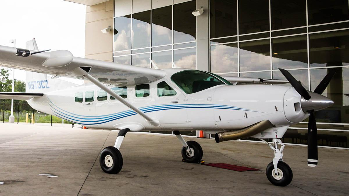 A Pilot's Review of the Cessna Caravan CE-208