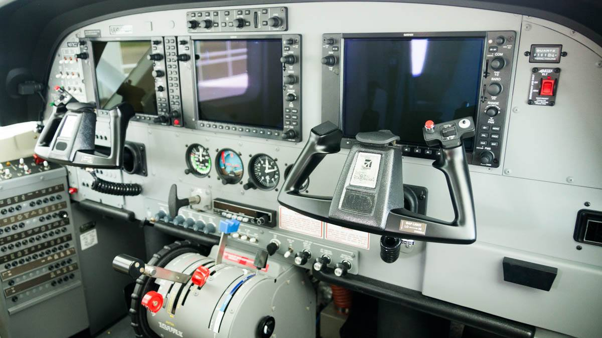 Cessna Caravan Review - Garmin G1000 Integrated Flight Dec