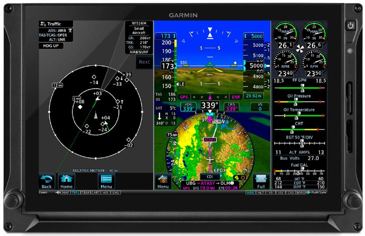 Garmin's New Txi Line – Reimagining Flight Displays