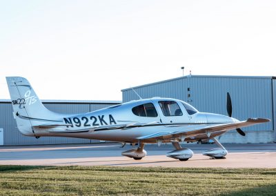 N922KA 2007 Cirrus SR22 G2 For Sale-08