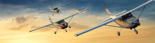Cessna Single Engine Piston Aircraft