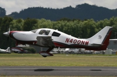 Cessna 400 Takeoff