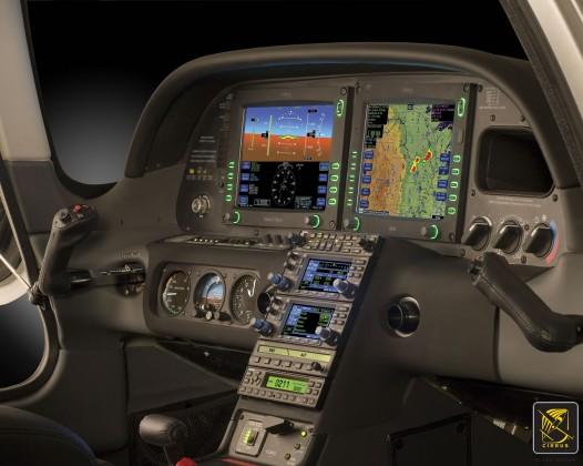 Avidyne Cockpit