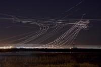 Landings at night